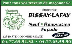 bissay_lafay Logo